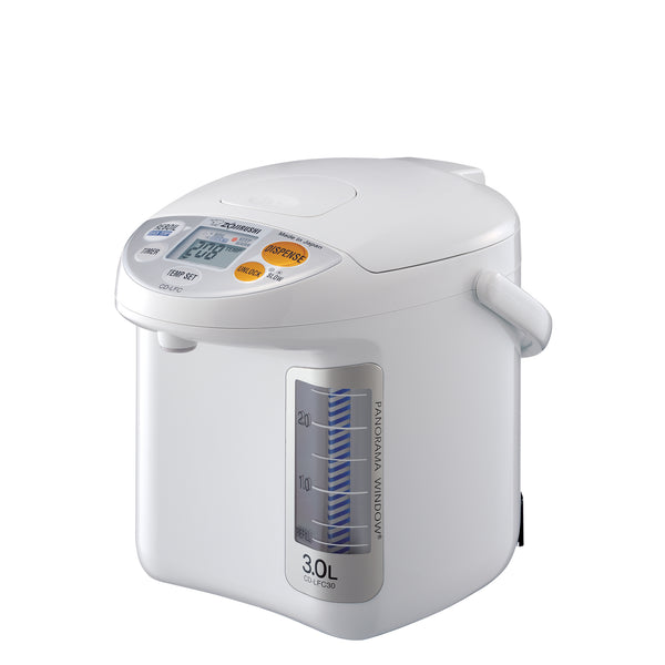 Panorama Window® Micom Water Boiler & Warmer CD-LFC30/40/50