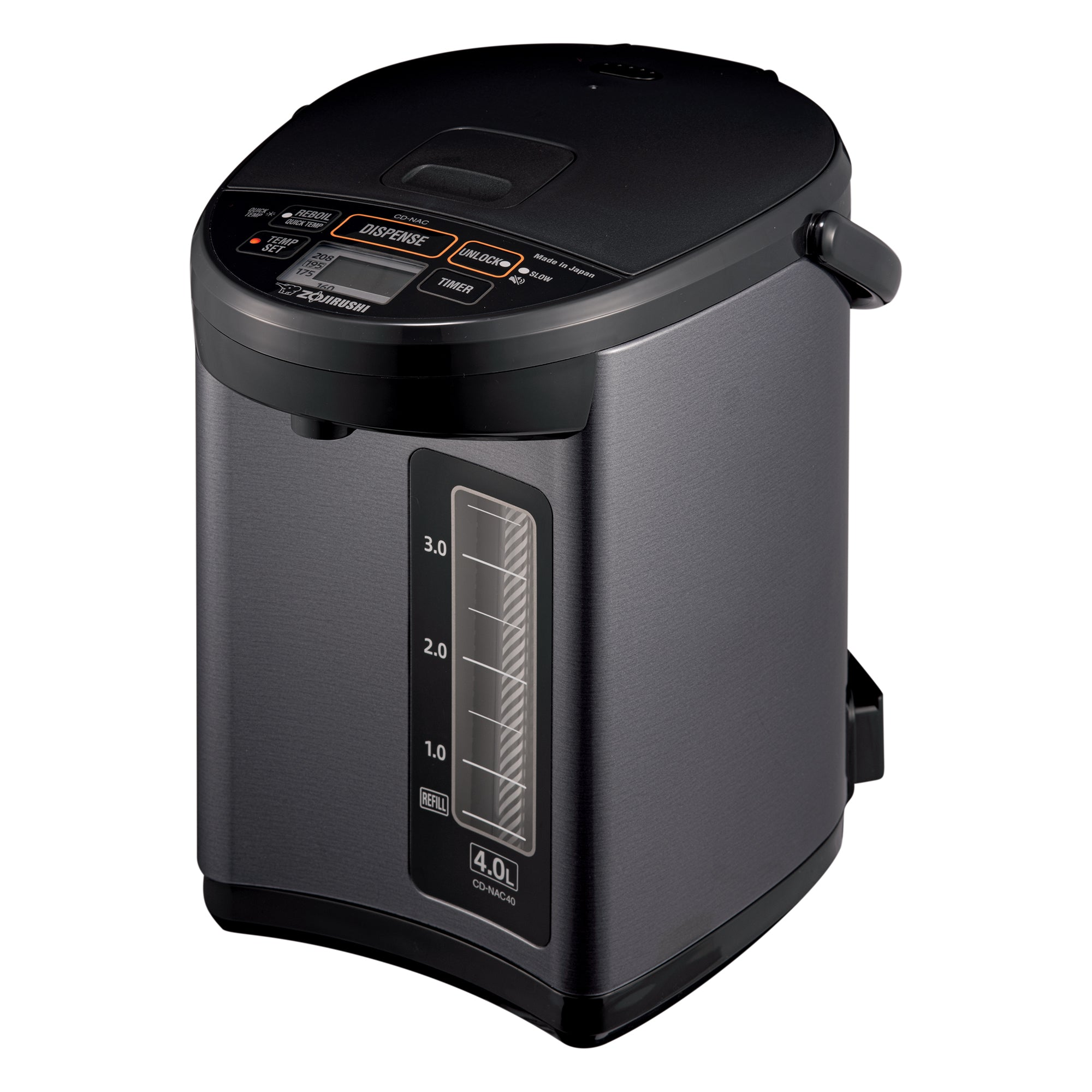 Micom Water Boiler & Warmer CD-NAC40/50