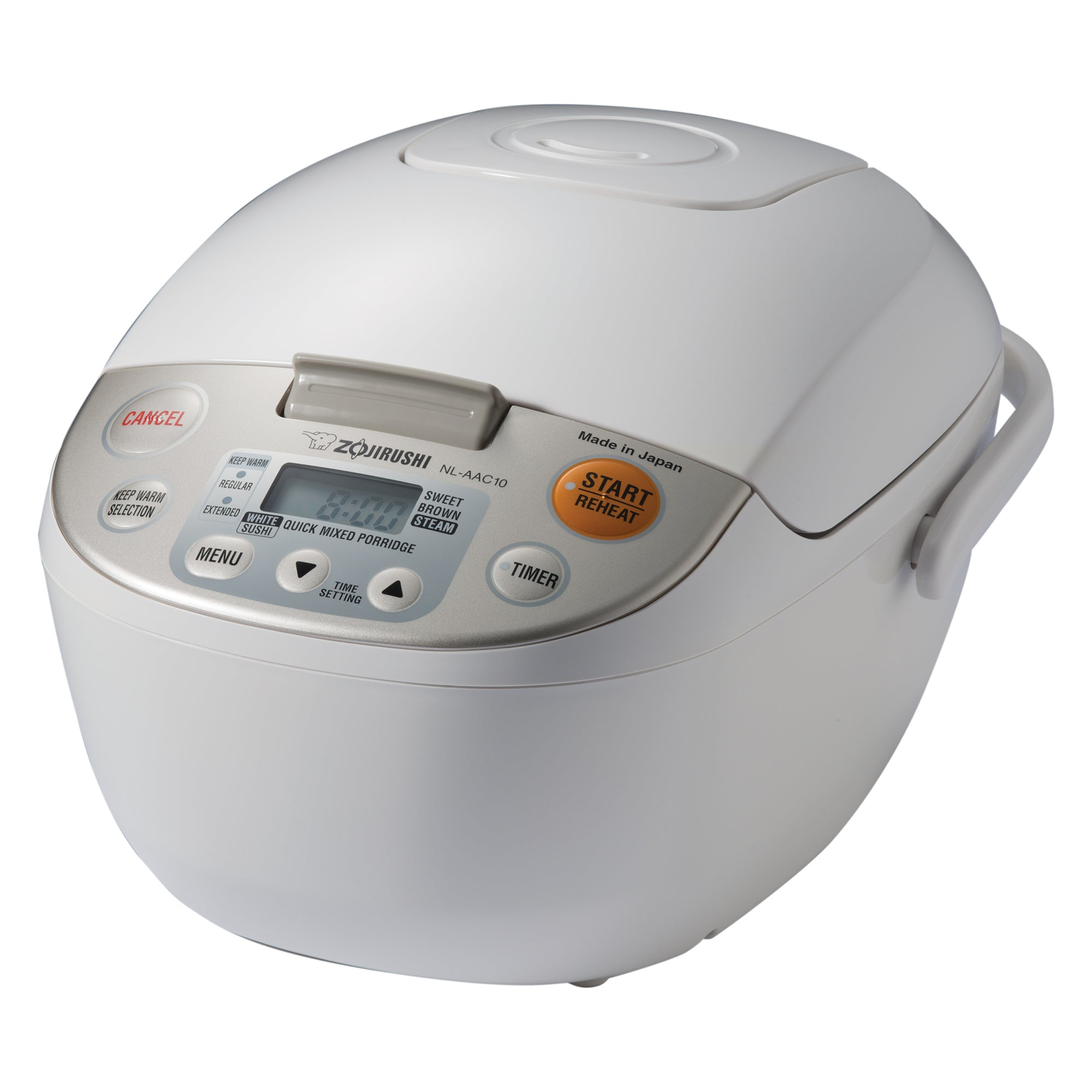 Micom Rice Cooker & Warmer NL-AAC10/18