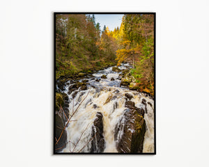 "The Hermitage Print, The Hermitage, Nature, Scotland Photography, Forest, Decor Picture, Wall Art, Art, Photography, Landscape, 8""x6"" Print"