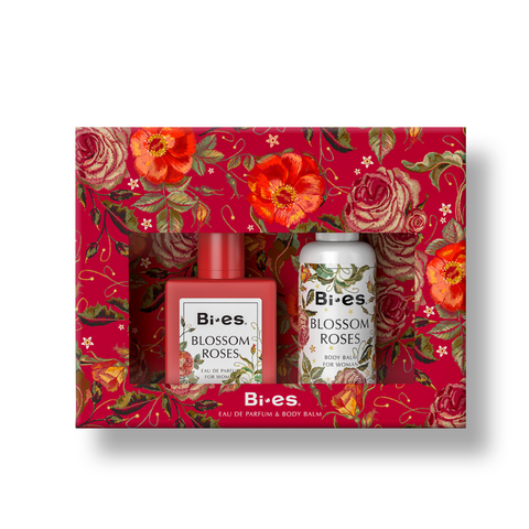 BLOSSOM ROSES EAU DE PARFUM & BODY BALM-Fragrance Wholesale