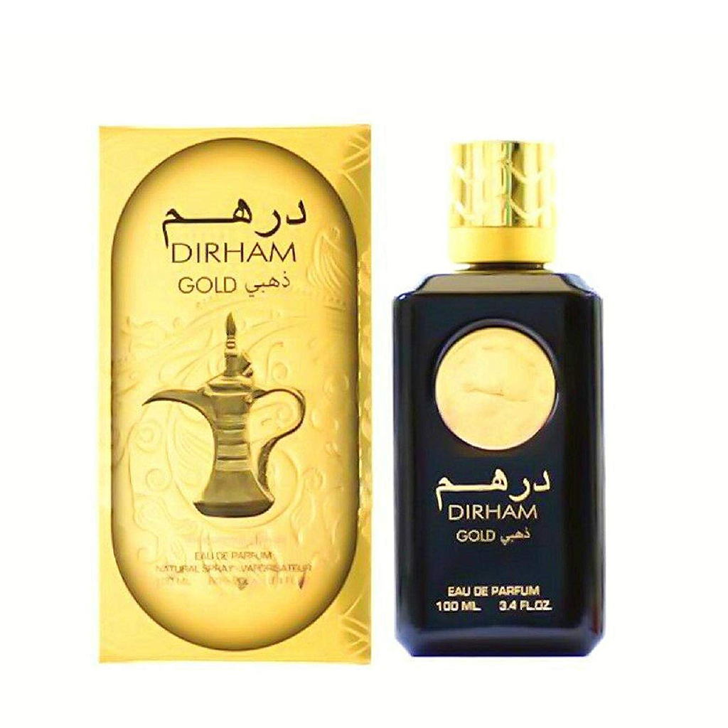 Dirham Gold UNISEX Eau De Parfum 100ml-Fragrance Wholesale