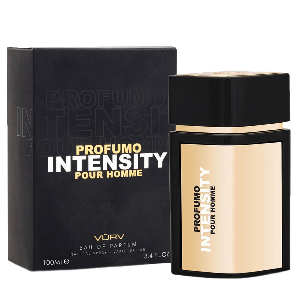 Vurv Profumo Intensity Pour Homme Eau De Parfum 100ml-Fragrance Wholesale