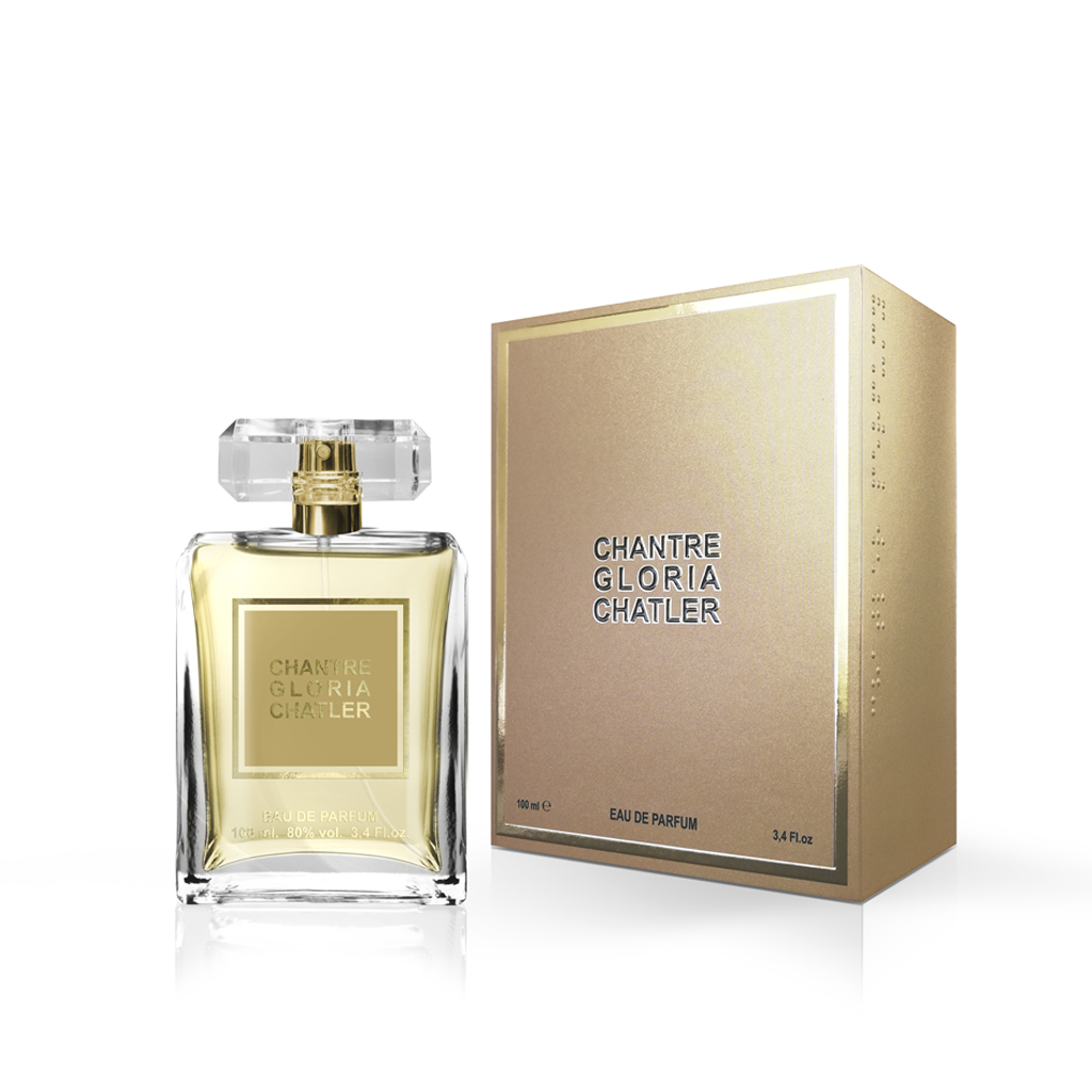 CHATLER Chantre Gloria Woman Eau De Parfum 100ml-Fragrance Wholesale
