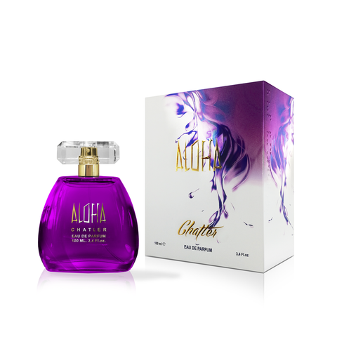 CHATLER Aloha Woman Eau De Parfum 100ml-Fragrance Wholesale