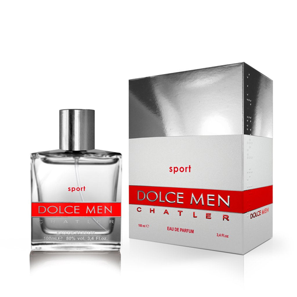 CHATLER Dolce Men Sport Eau De Parfum 100ml