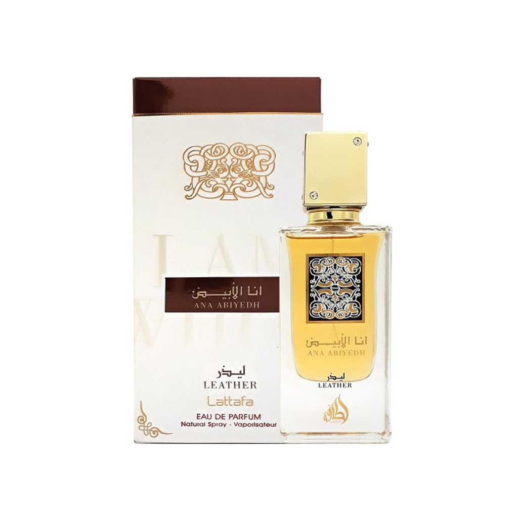 LATTAFA ANA ABIYEDH LEATHER 60ML EAU DE PARFUM