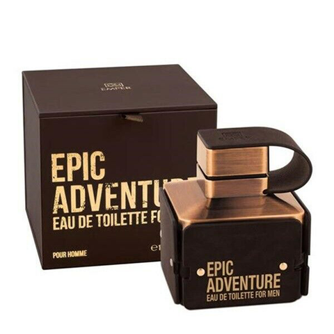 Epic Adventure Pour Homme Eau De Toilette 100ml-Fragrance Wholesale