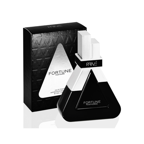 PRIVE FORTUNE POUR HOMME 100ML EDT-Fragrance Wholesale