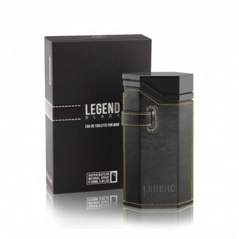 Legend Black Pour Homme Eau De Toilette 100ml-Fragrance Wholesale