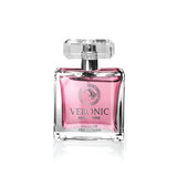 CHATLER Veronic Bright Pink Woman Eau De Parfum 100ml