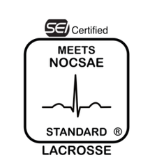NOCSAE ND200 - Top String Lacrosse
