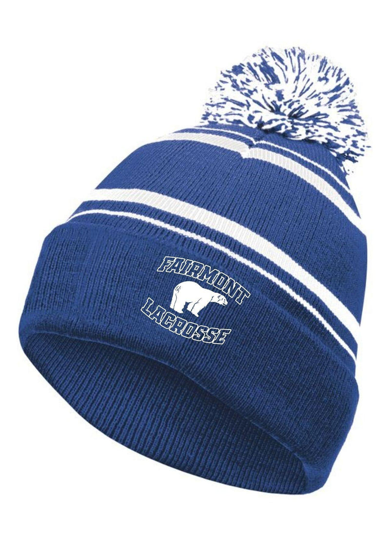 Fairmont HOLLOWAY HOMECOMING BEANIE - Royal - Top String Lacrosse