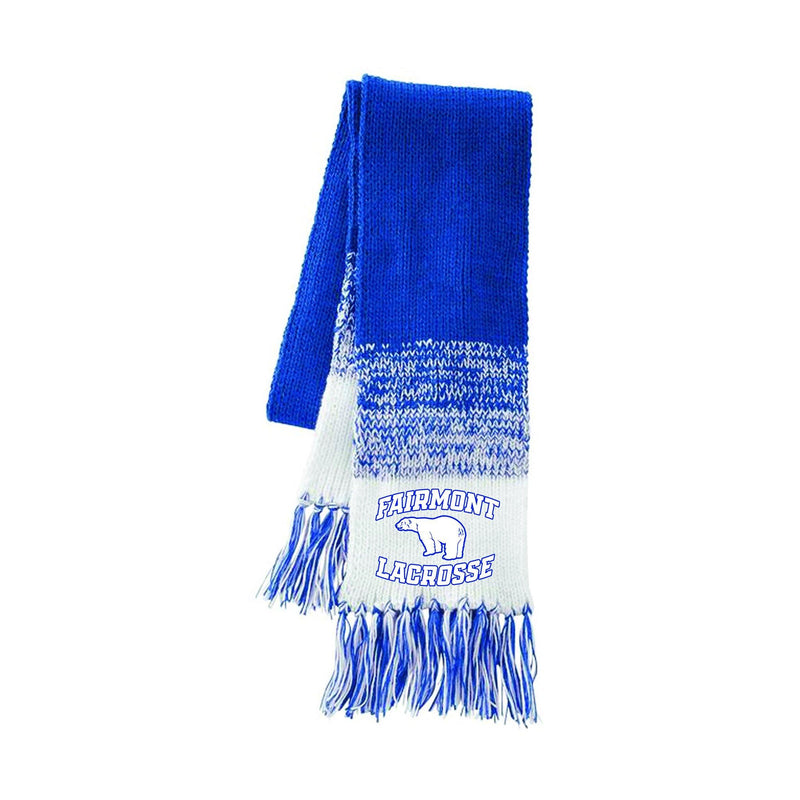 Fairmont HOLLOWAY ASCENT SCARF - Royal - Top String Lacrosse