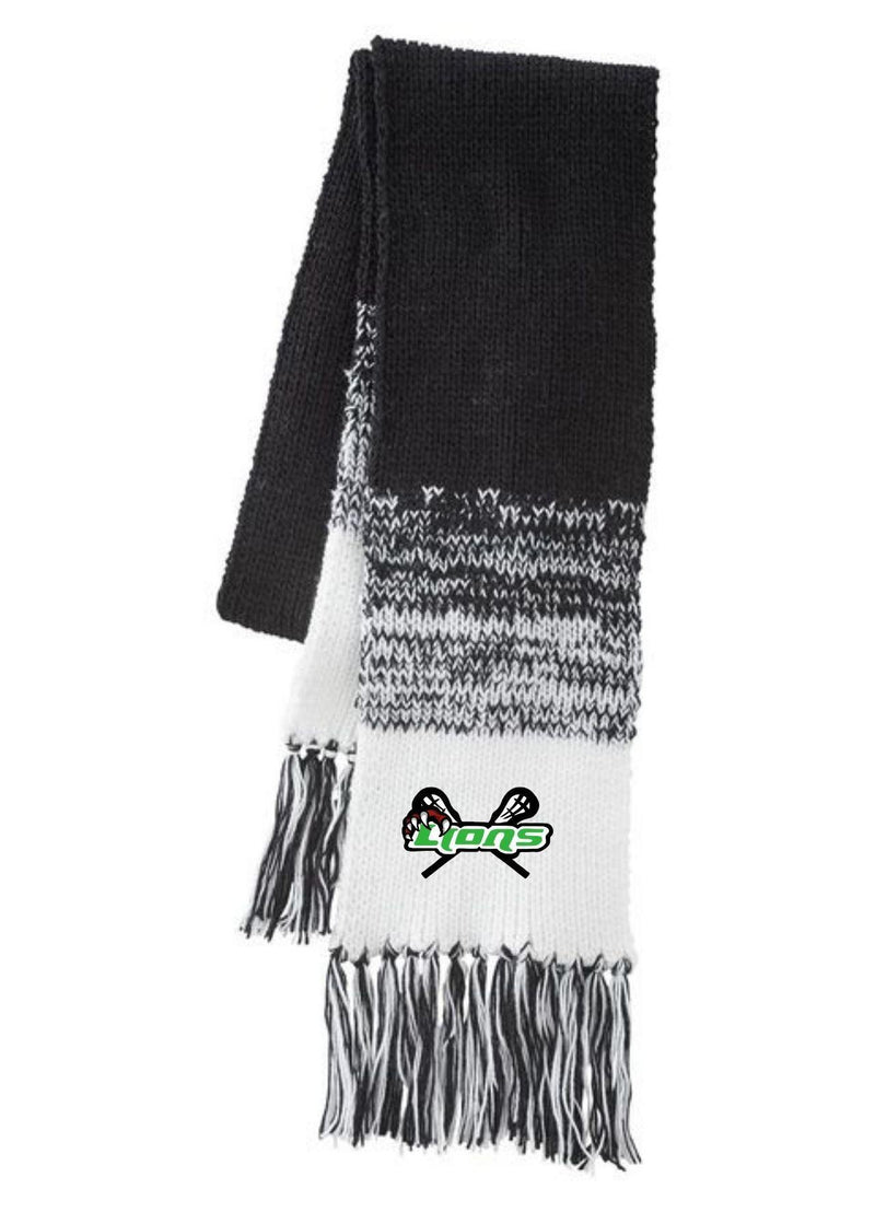 SFYTH HOLLOWAY ASCENT SCARF - Black - Top String Lacrosse