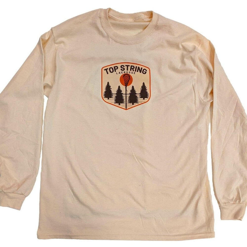 Top String Lacrosse Creator's Game -  Woods -  Long Sleeve Shirt - Top String Lacrosse