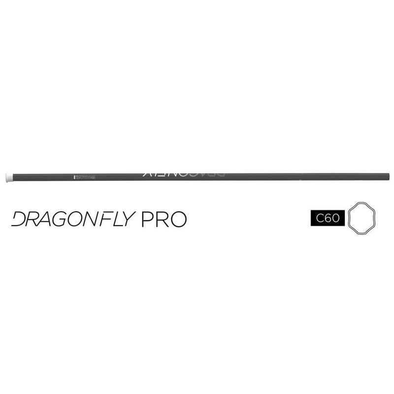 Epoch Dragonfly Pro C60 iQ8 Composite Defense Lacrosse Shaft | Top String Lacrosse