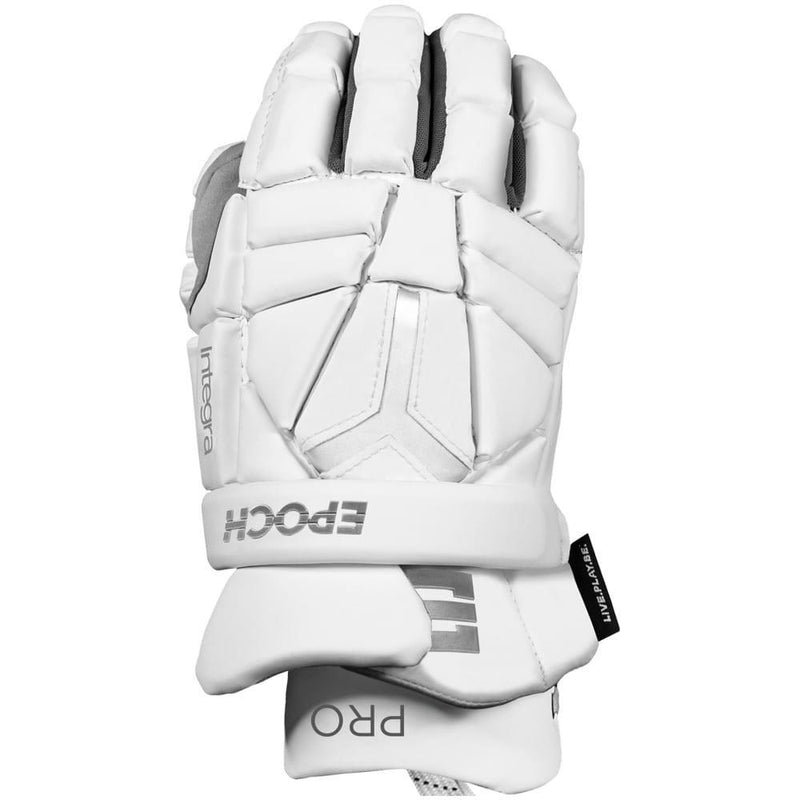 Epoch Integra Pro Lacrosse Gloves | Top String Lacrosse