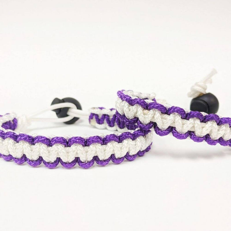 FOR A CAUSE - Iroquois Nationals Lacrosse Bracelet - Top String Lacrosse