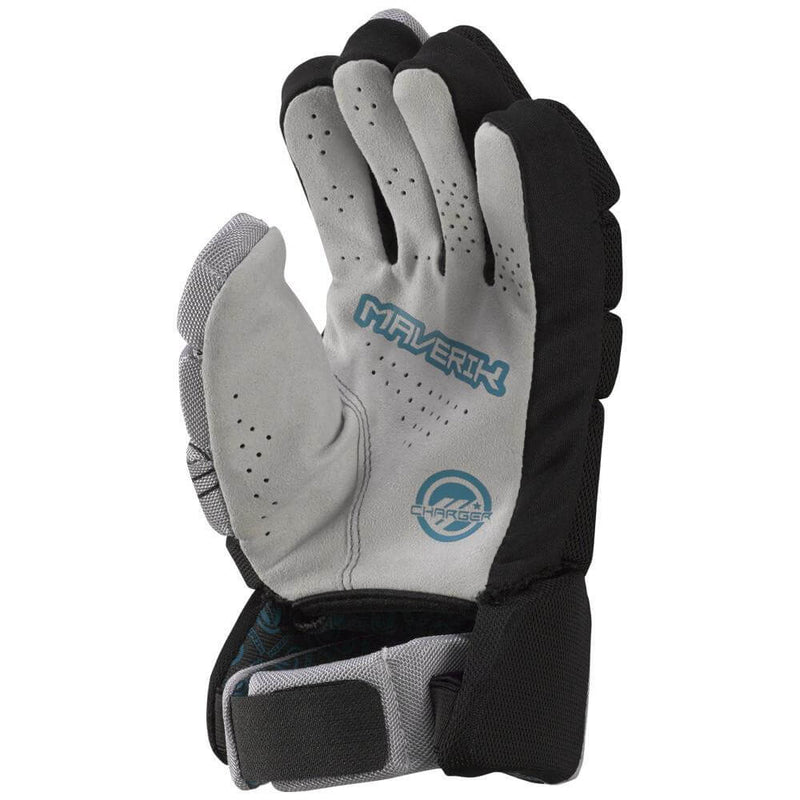 Maverik Charger Youth Lacrosse Gloves | Top String Lacrosse
