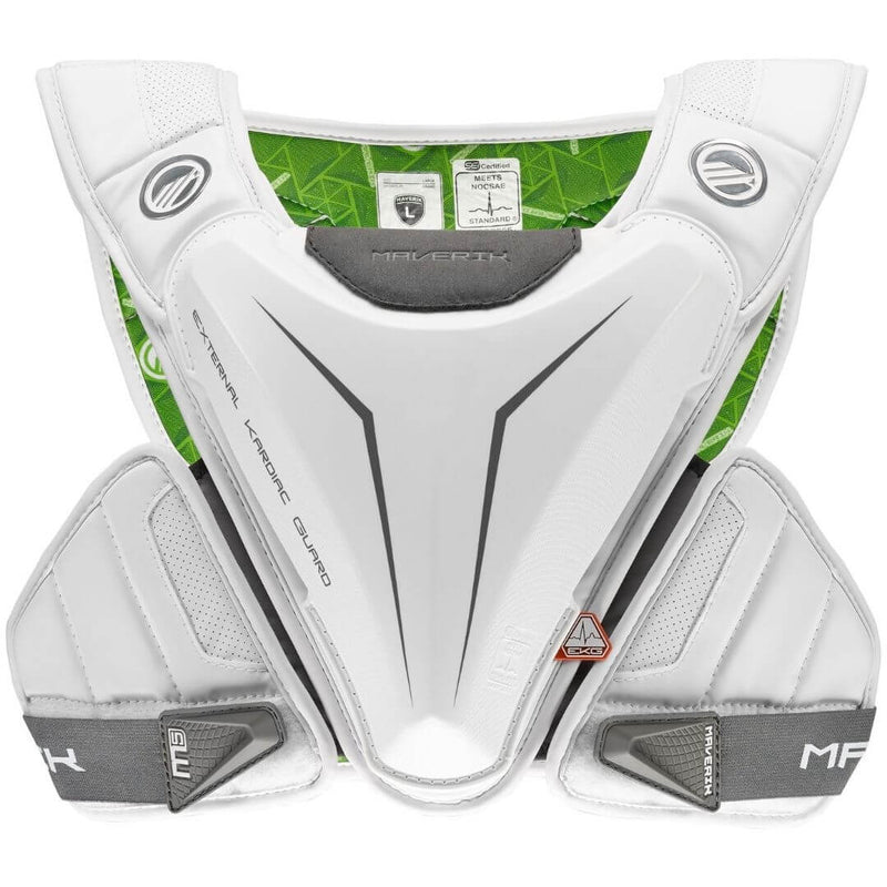 Maverik M5 EKG Lacrosse Speed Pads - Top String Lacrosse