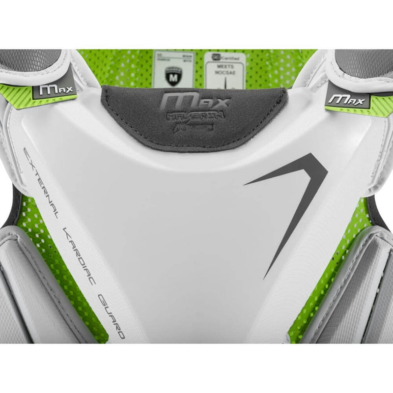 Maverik Max EKG Lacrosse Shoulder Pads - Top String Lacrosse