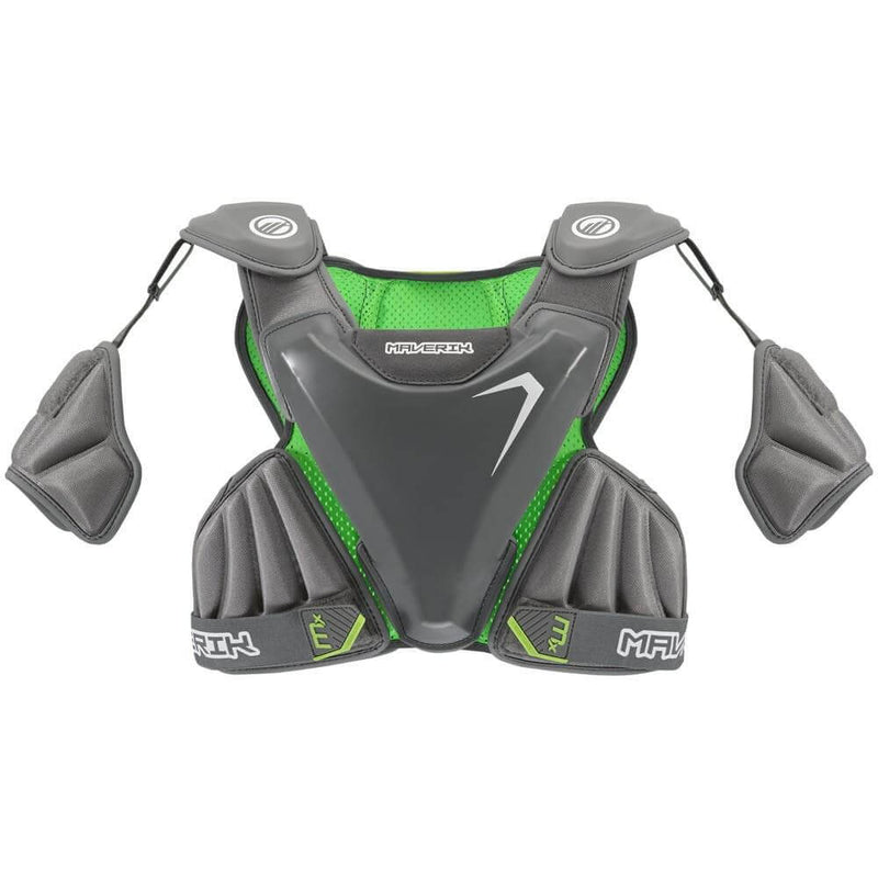 Maverik MX EKG Lacrosse Shoulder Pads - Top String Lacrosse
