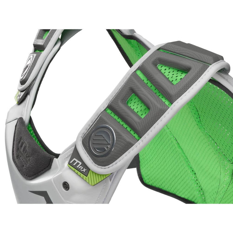 Maverik Max EKG Speed Lacrosse Shoulder Pads - Top String Lacrosse