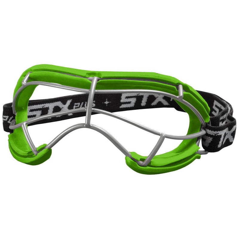 STX 4Sight + S Youth Girl's Eye Mask Goggle | Top String Lacrosse