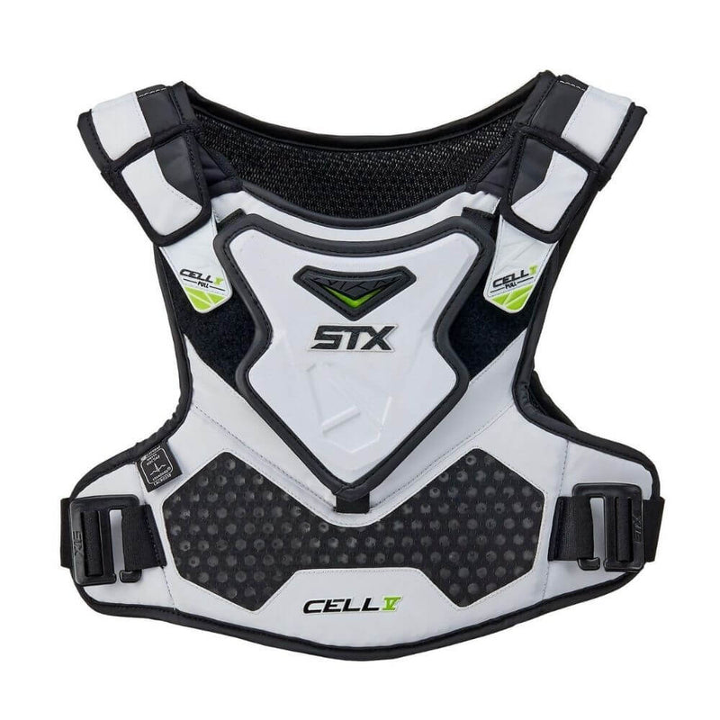 STX Cell V Lacrosse Shoulder Pad Liner - Top String Lacrosse