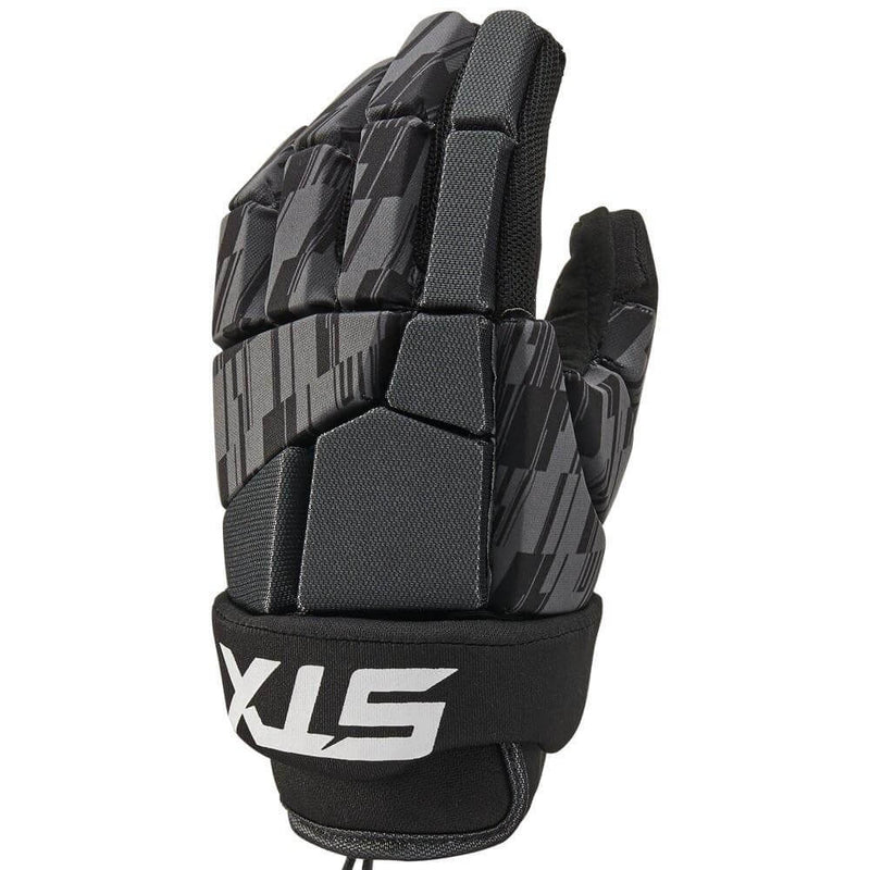 STX Stallion 75 Youth Lacrosse Gloves | Top String Lacrosse