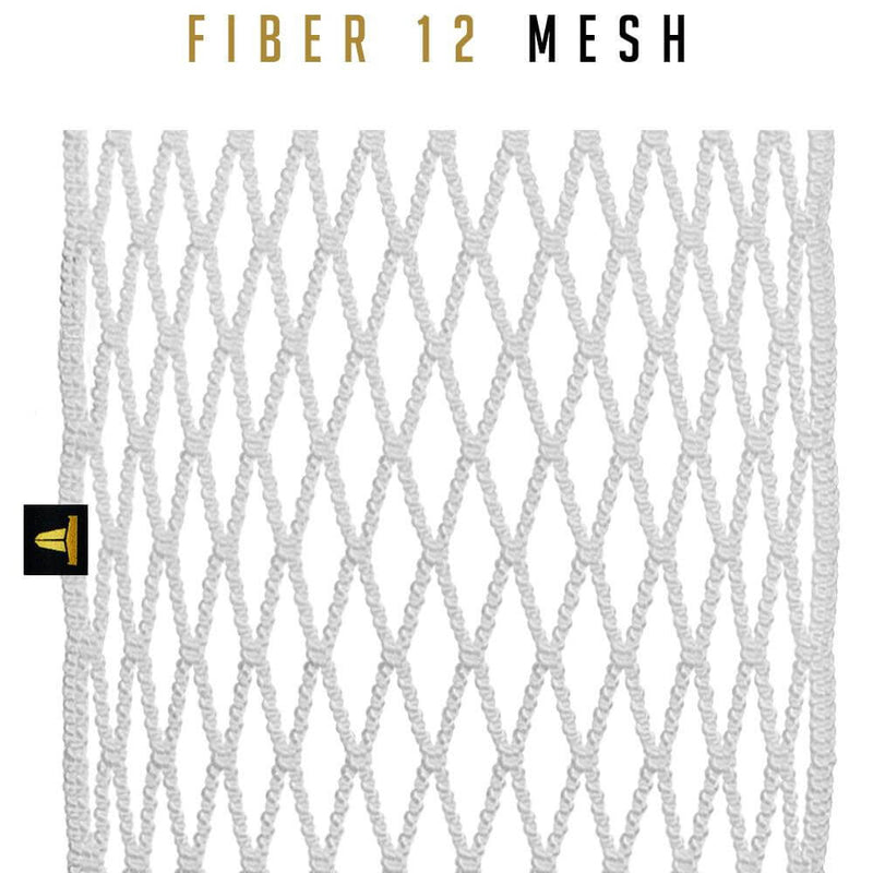 Throne Fiber 2G Lacrosse Goalie Mesh | Top String Lacrosse