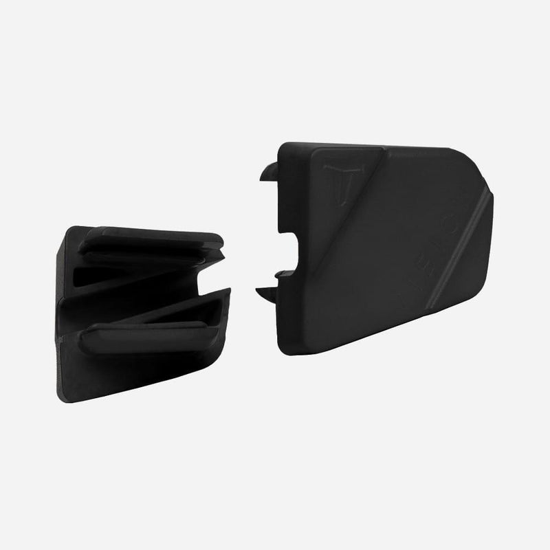 Throne Vision 01 Lacrosse Helmet Eye Shield Cage Clips - Top String Lacrosse