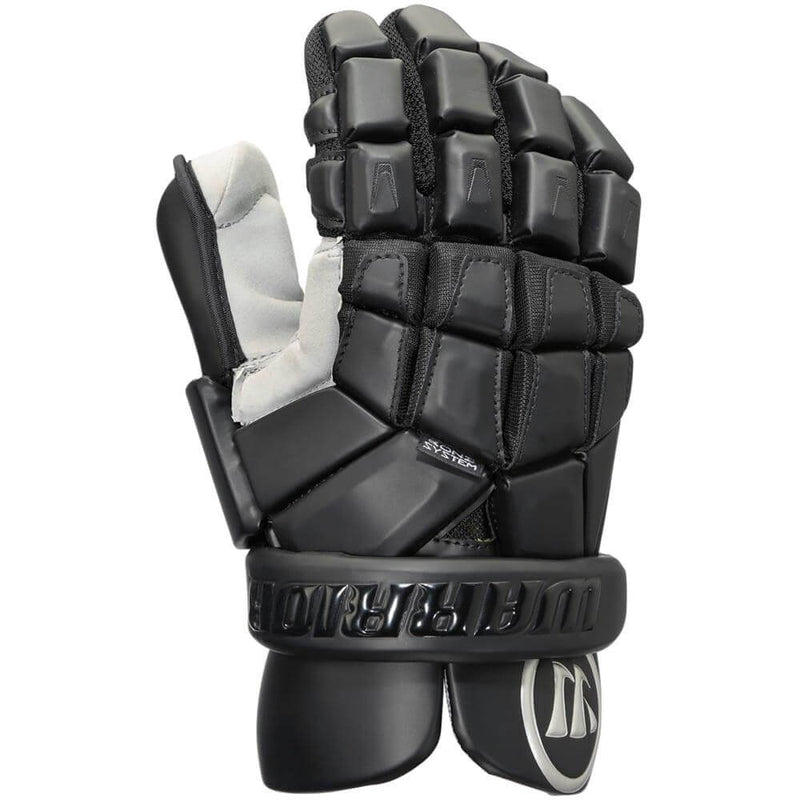 Warrior Nemesis Lacrosse Goalie Gloves - Top String Lacrosse