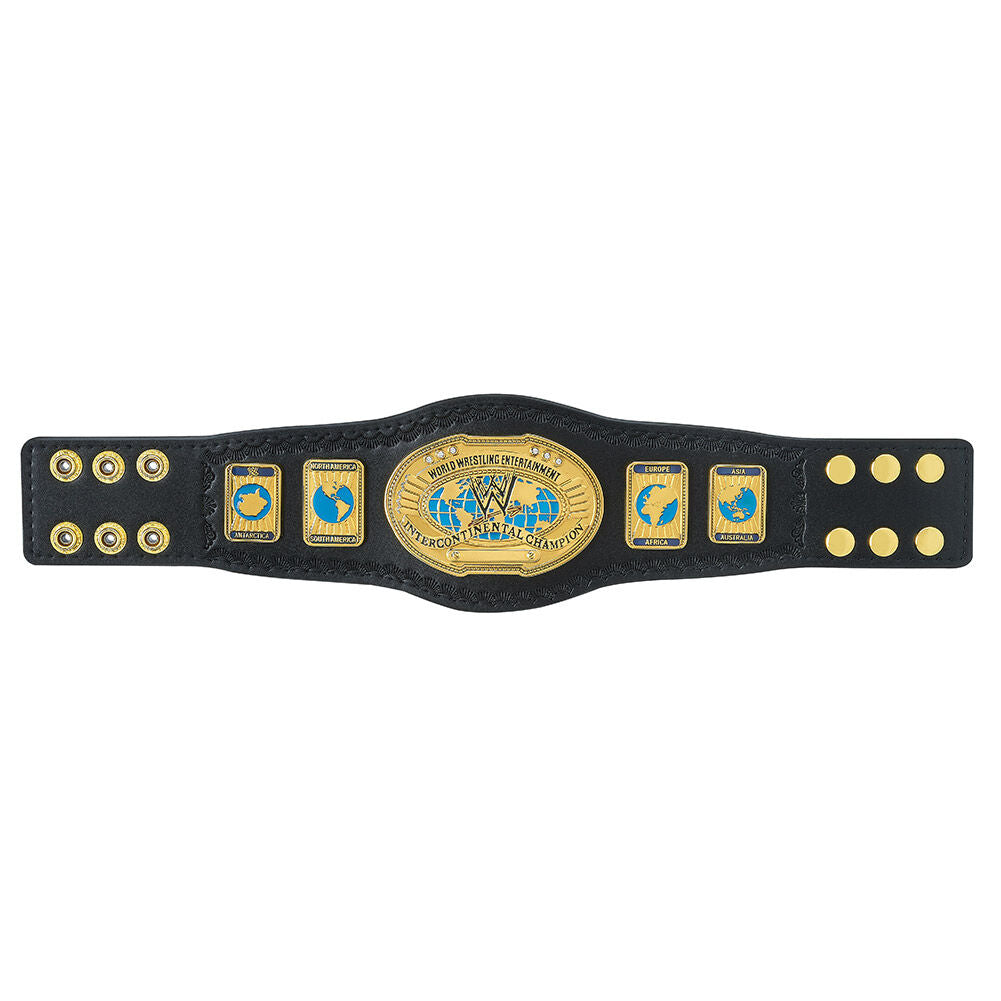WWE Attitude Era Intercontinental Championship Mini Replica Title