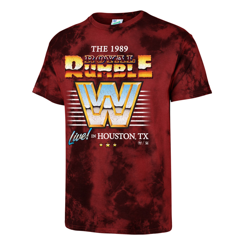 "WWE ""Royal Rumble 1989"" '47 Brand Vintage Tubular T-Shirt"