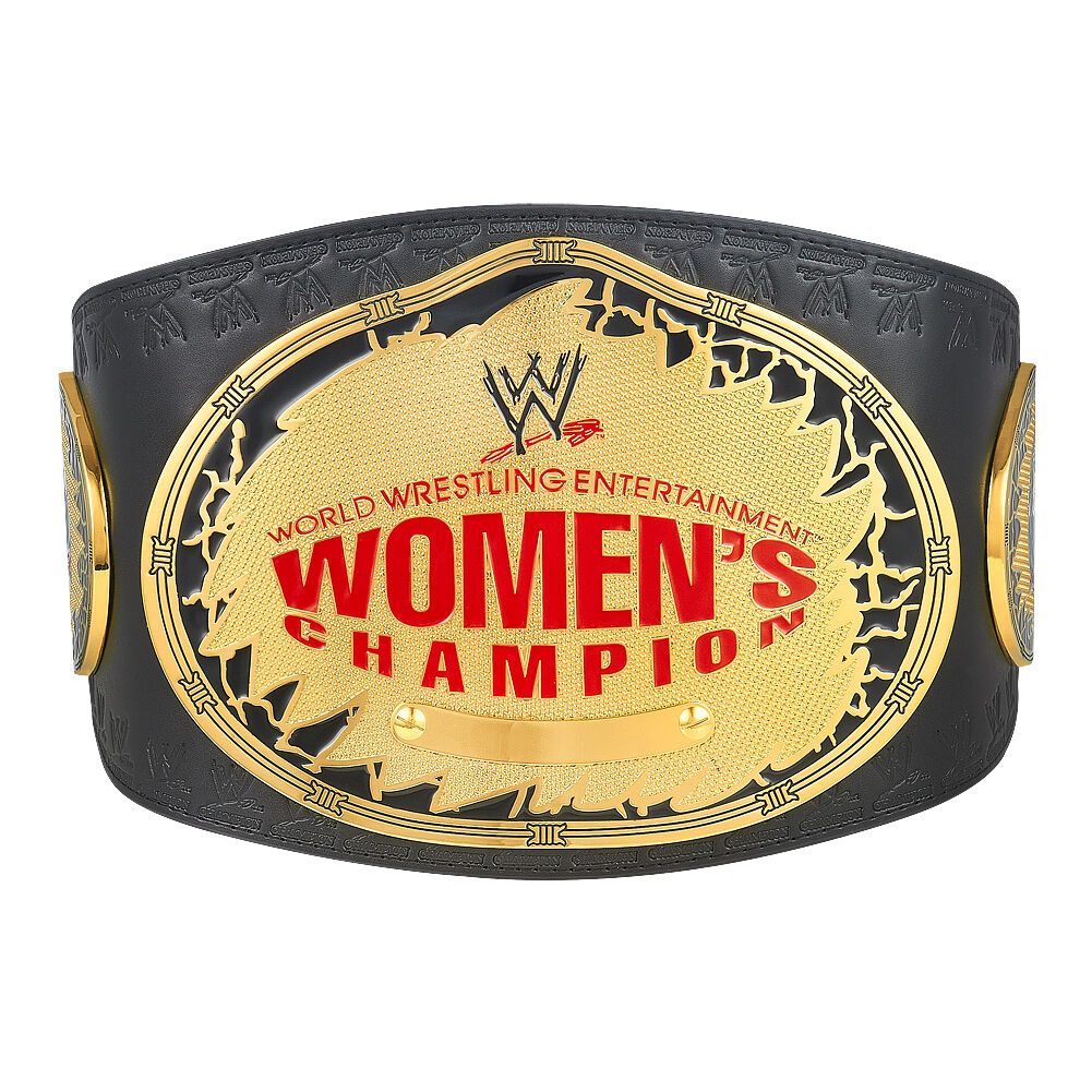 WWE Attitude Era Women's Championship Replica Title
