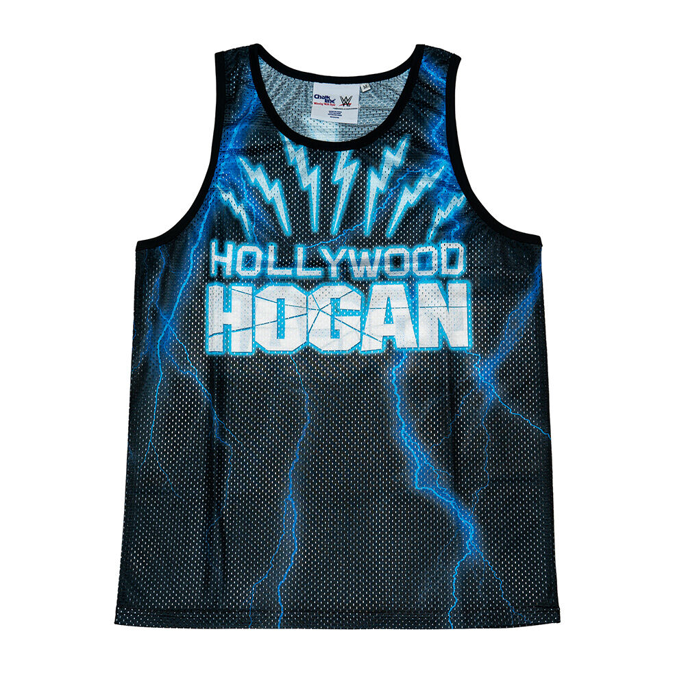 Hulk Hogan Hollywood Hogan Chalk Line Tank Top