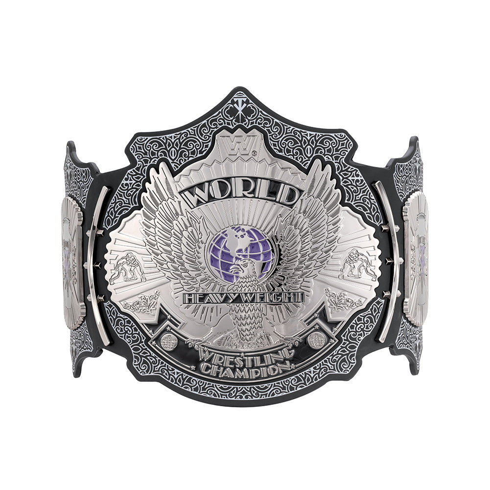 Undertaker 30 Years Signature Series Championship Title