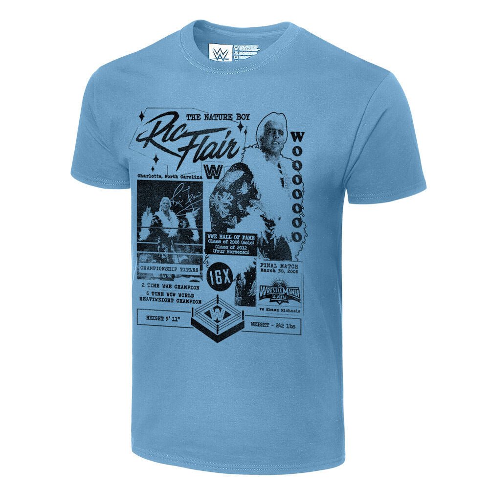 Ric Flair Fanzine Graphic T-Shirt
