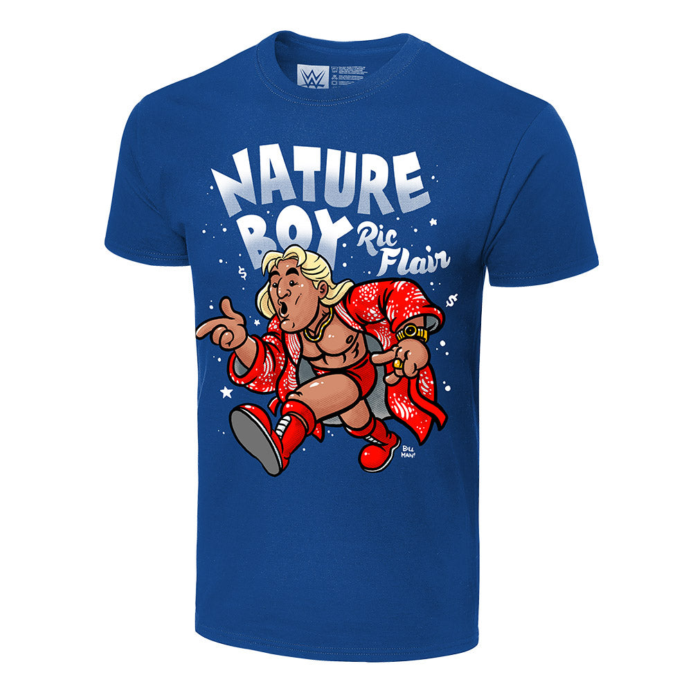 Ric Flair x Bill Main Legends T-Shirt