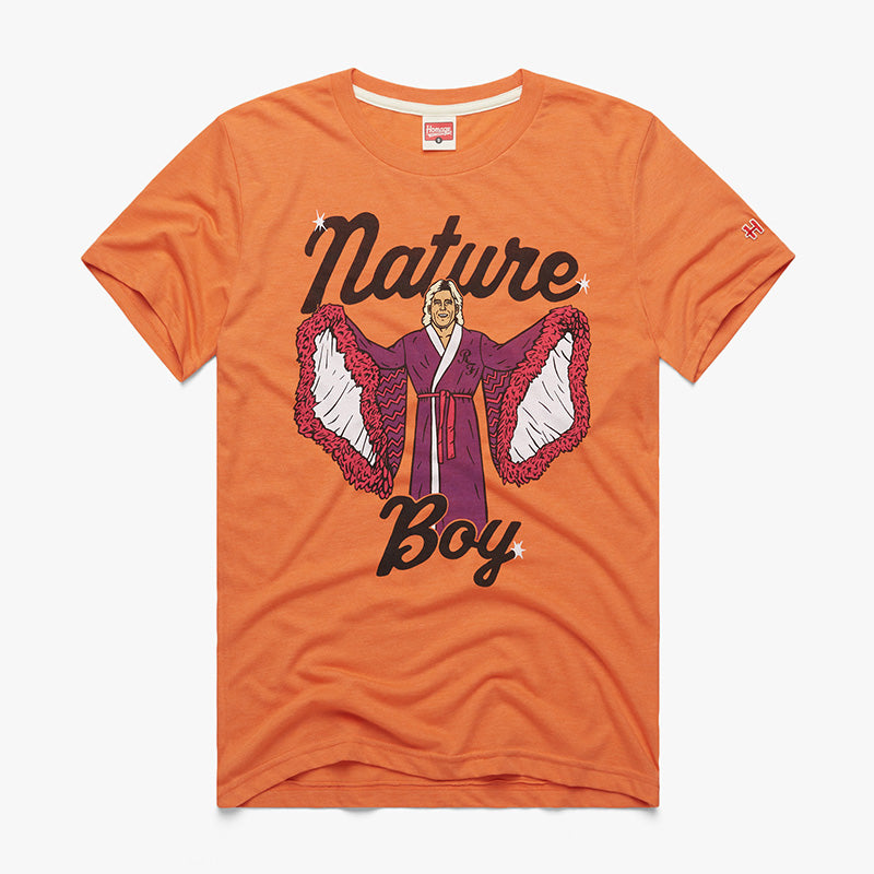 "Ric Flair ""Nature Boy"" Homage T-Shirt"