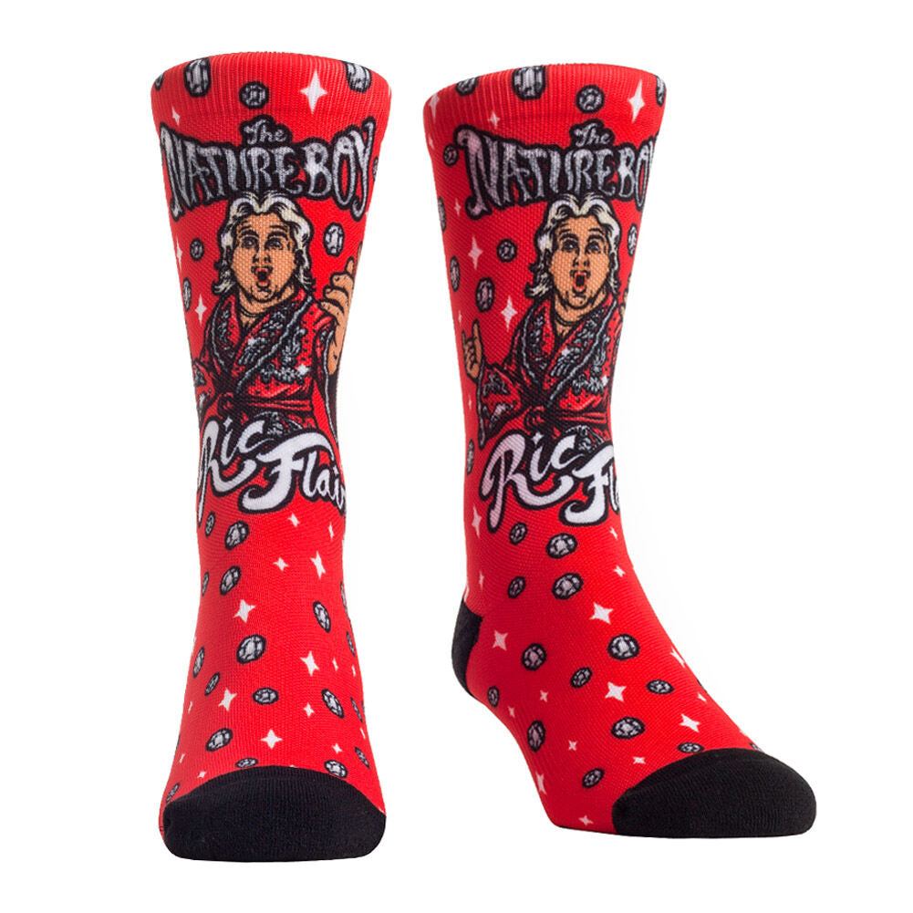 Ric Flair Signature Series Rock 'Em Socks