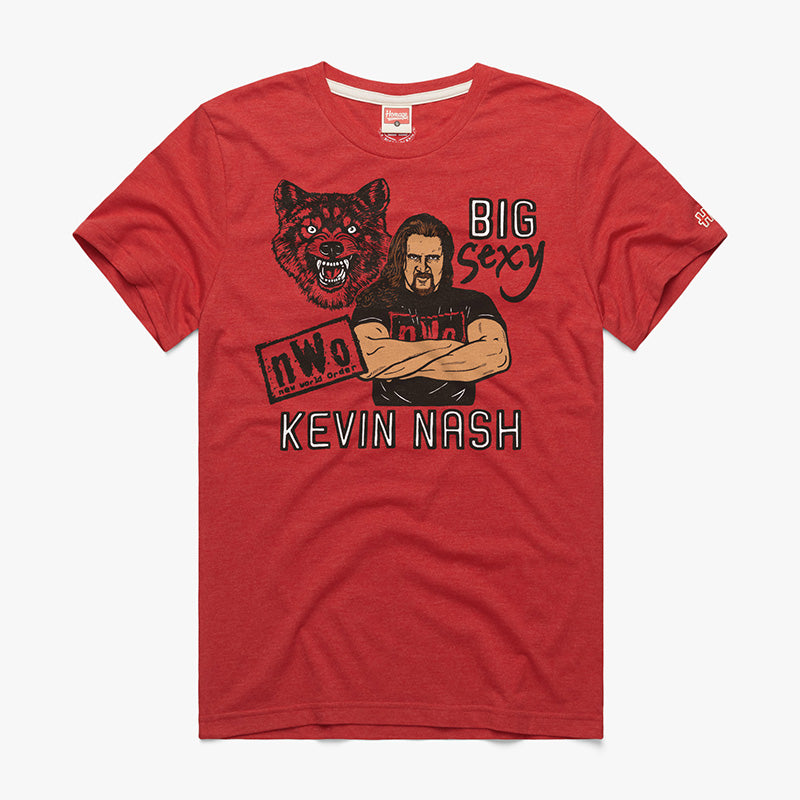 "Kevin Nash ""Big Sexy"" Homage T-Shirt"