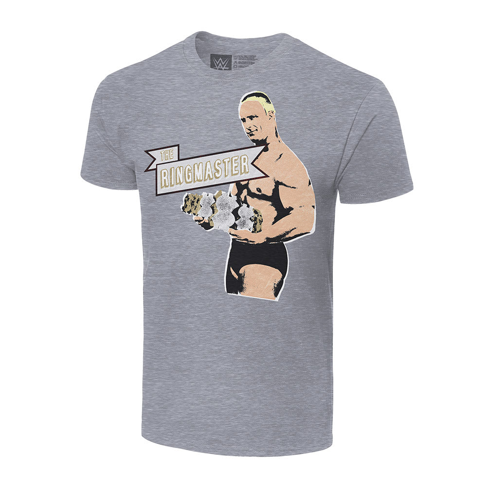 "Stone Cold Steve Austin ""The Ringmaster"" Rookie Collection T-Shirt"