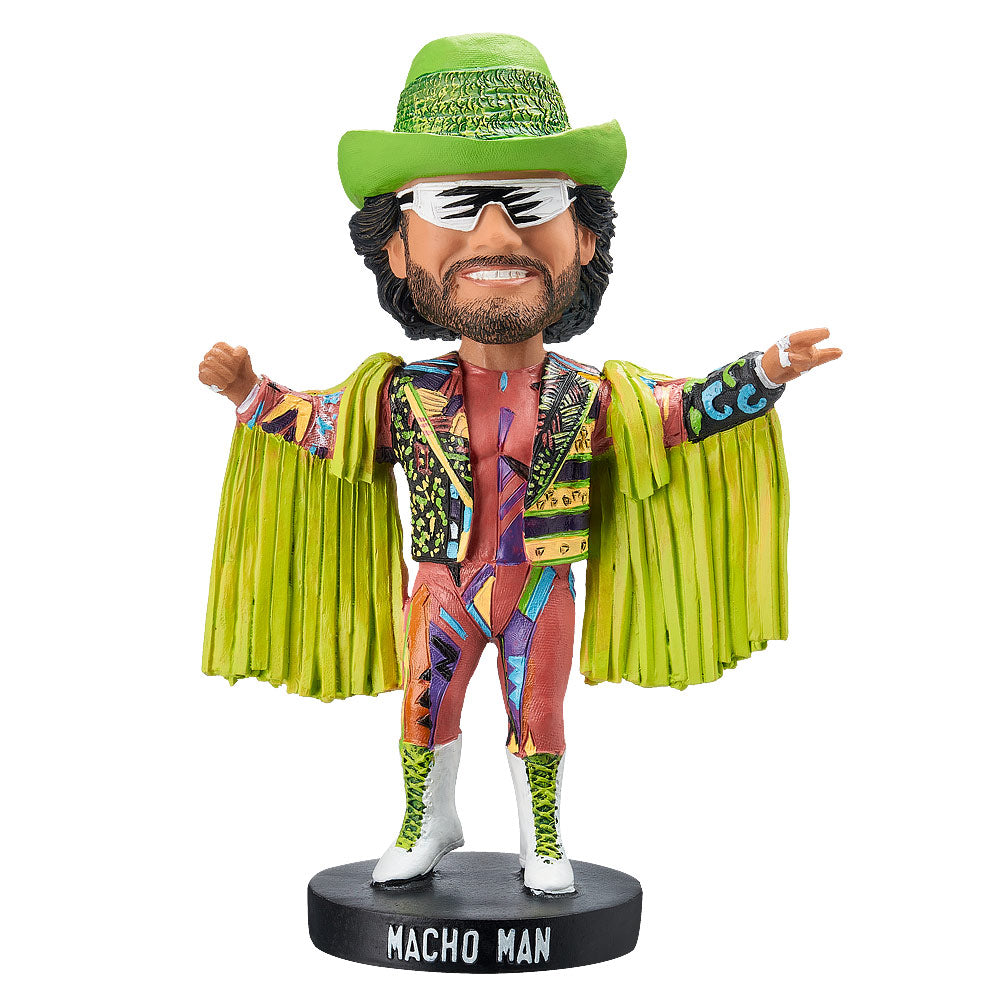 Macho Man Randy Savage Series #1 Bobblehead
