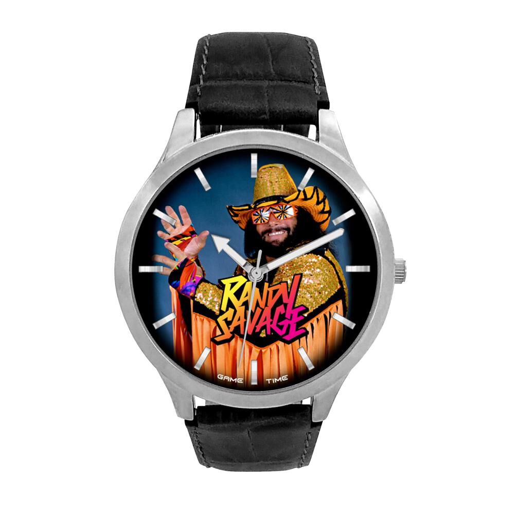 Macho Man Randy Savage Game Time Watch
