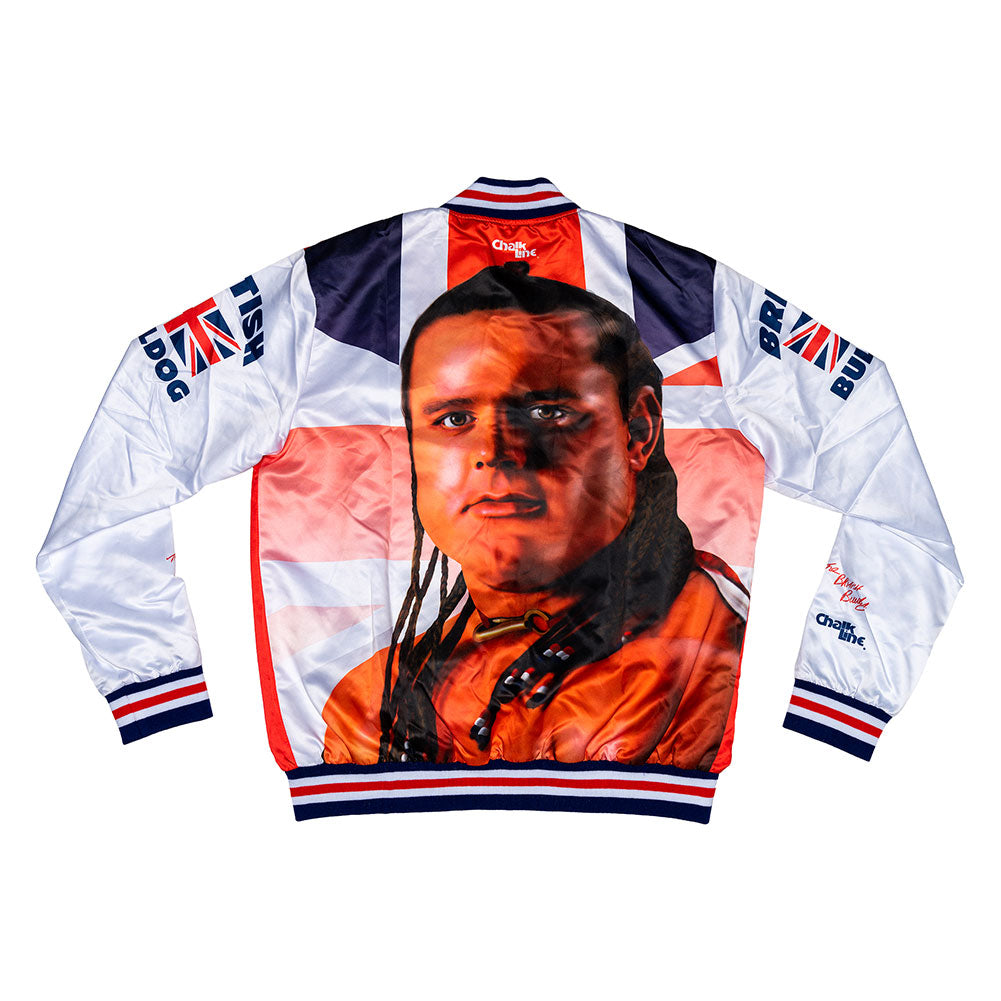 British Bulldog Chalk Line Jacket