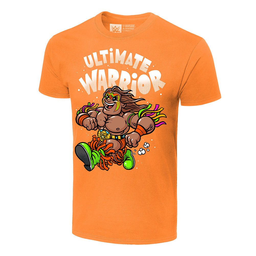 Ultimate Warrior x Bill Main Legends T-Shirt