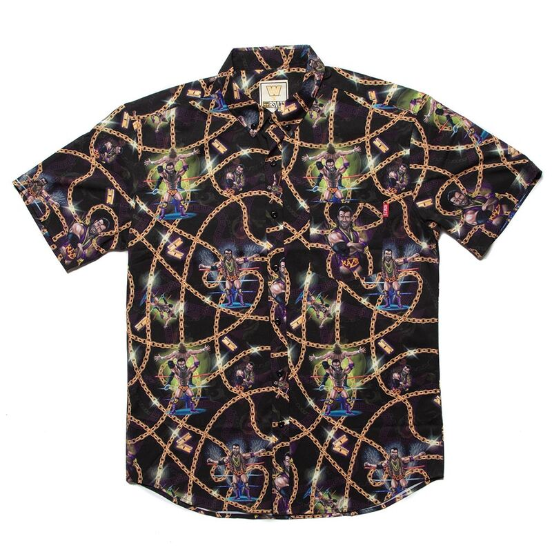 Razor Ramon RSVLTS Button Down Shirt